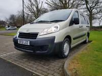 2012 PEUGEOT EXPERT 2.0 TEPEE CAMPERVAN LWB **BRAND NEW FULL SIDE CONVERSION**