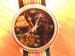 Star Wars watch with adjustable band London Ontario image 1
