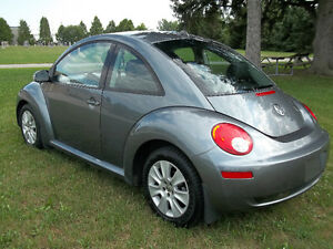 2008 Volkswagen New Beetle (122000 klms) Kitchener / Waterloo Kitchener Area image 4