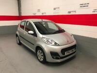 Peugeot 107 1.0 12v ACTIVE 5 DOOR,only 36000 miles, £20 ROAD TAX,CHEAP INSURANCE