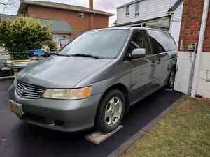 1999 Honda Odyssey *AS IS*