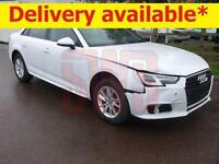 2017 Audi A4 Saloon 1.4 TSi S-Tronic (110/150PS) DAMAGED ON DELIVERY