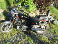 1985 Honda Magna V30 (needs some work)