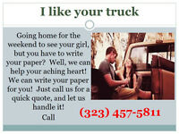 We provide writing services for all kinds of academic papers. Th