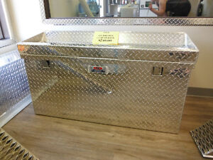 4 Ft. Dry Box with Quad Rack Prince George British Columbia image 2