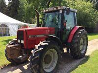 MF 6180 MFWD 3600hr