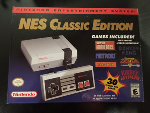 NES Classic Edition includes Controller Extension Cable