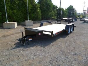 "Prowler"" Low Bed Float Trailers by Miska"""