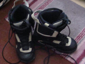 Size 10  Snow Board Boots New-40.00