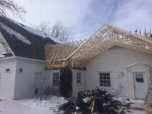 carpenter and crew available for framing and concrete forming