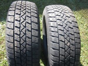 Arctic Claw Winter TXI M&S Tires 195 65 15