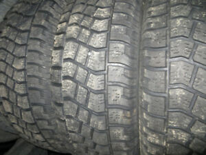 P245/70R17 AVALANCHE WINTER TIRES