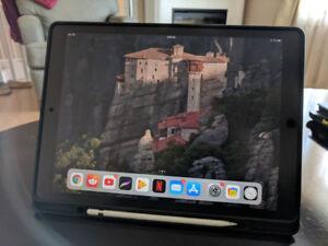 iPad Pro 12.9 64GB + Pencil + Folio Case + Apple Care until 2020