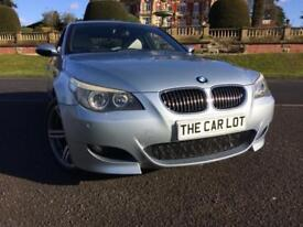 BMW M5 5.0 v10 SMG Stunning condition throughout with only 56000 miles & FSH