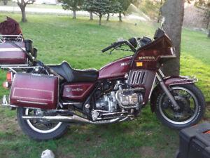 1982 Honda Goldwing For Sale