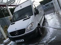 2008 Mercedes Sprinter LWB 11month MOT