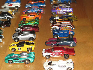 Lot #2- 30 Hot Wheels Cars Peterborough Peterborough Area image 4