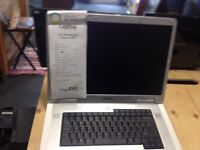 Refurbished- laptop dell Inspiron 9300- charity