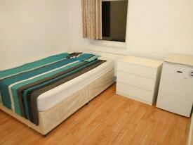 LARGE DOUBLE ROOM IN TOTTENHAM STADIUM/BRUCE GROVE - BILLS INC