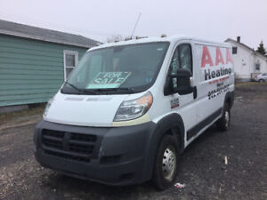 Dodge ram  Pro master van for sale
