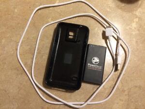 Powerbear batterie Samsung S5