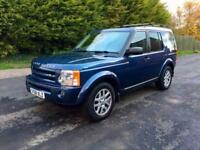 2009 Land Rover Discovery 3 2.7 TD V6 XS 5dr