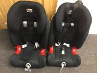 Britax Advansafix Isofix Child Car Seats (£100 each)