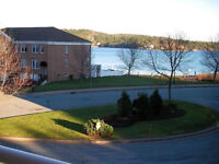 WATERFRONT Condo w Stunning View of Bedford Basin & DeWolf Park