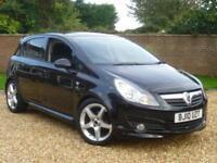 2010 Vauxhall Corsa 1.4i 16v ( a/c ) SRi 5 Door hatchback ++ EXTERIOR PACK