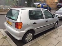 Volkswagen Polo Automatic 1.4 Petrol 5 Door Hatchback