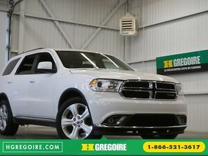 2015 Dodge Durango SXT AWD 7 Places