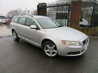 2012 62 VOLVO V70 2.4 D5 ES 5D AUTO 202 BHP DIESEL 1 OWNER EX POLICE CAR FSH
