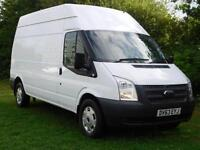 Ford Transit 350 LWB H/R 125BHP ONE OWNER FROM NEW