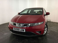 2009 59 HONDA CIVIC SE I-CTDI DIESEL SERVICE HISTORY FINANCE PX WELCOME