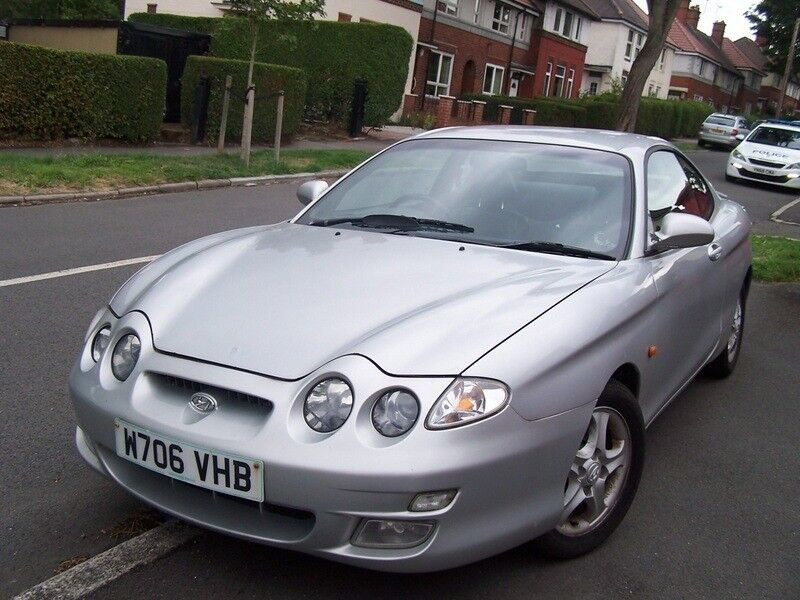 sports car- exciting little hyundai coupe - 11 months test - bargain