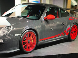 Porsche 997 GT3 RS-2 Low Mileage Original TOP $ Paid