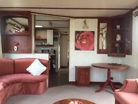 Lovely caravan to rent on 4* park in Morecambe