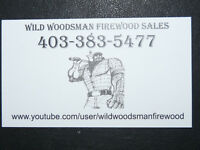 wildwoodsman fire wood sale