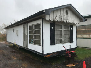 Free 12x40 Mobile Home - ready to roll