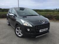 2013 Peugeot 3008 Crossover 2.0 HDI 163 Allure Automatic Automatic Hatchback