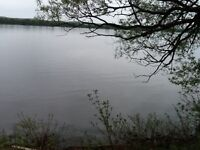 Waterfront lot in Rockland