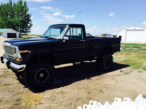1982 Jeep Other J-10 Pickup Truck
