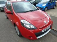 RENAULT CLIO 1.2 music 2012 Petrol Manual in Red
