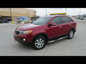 2011 Kia Sorento, AWD, 7 Pasngr, No Accident, 3/Ywarranty availa