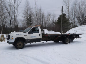 2004 Ford Tow Truck