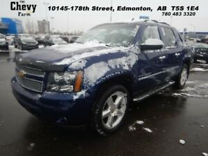 2013 Chevrolet Avalanche LTZ 4WD  Heated Steering - NAV - Camera