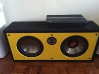 SUBWOOFERS+AMP FOR SALE NEED GONE ASAP