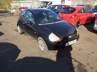 Ford KA 1.3 3dr Petrol- 12 Months MOT- Low Mileage