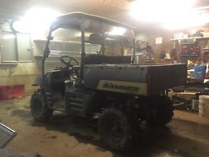 2008 Polaris ranger 700 xp