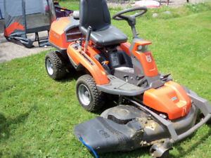 mower snow thrower tractor